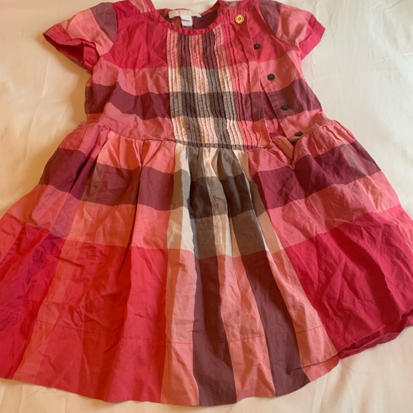 Burberry Other - Burberry dress